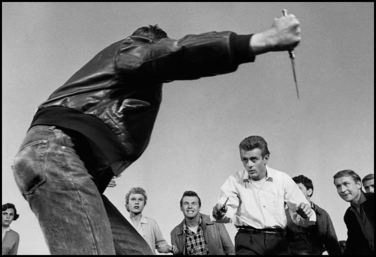 Magnum On Set: Rebel Without a Cause